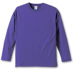 United Athle 5010 5.6オンス ロングスリーブTシャツ <リブ無し>